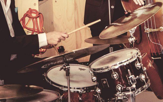 Eenvoudig live jazz boeke